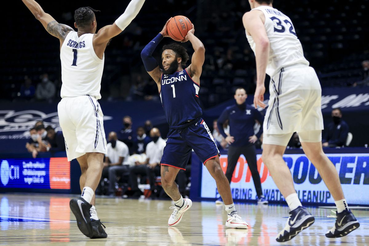 NCAA Basketball: Connecticut at Xavier
