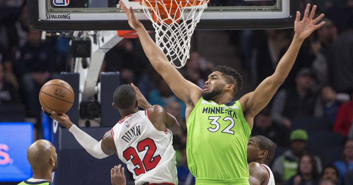 Bulls vs. Timberwolves game preview, injury report, lineups