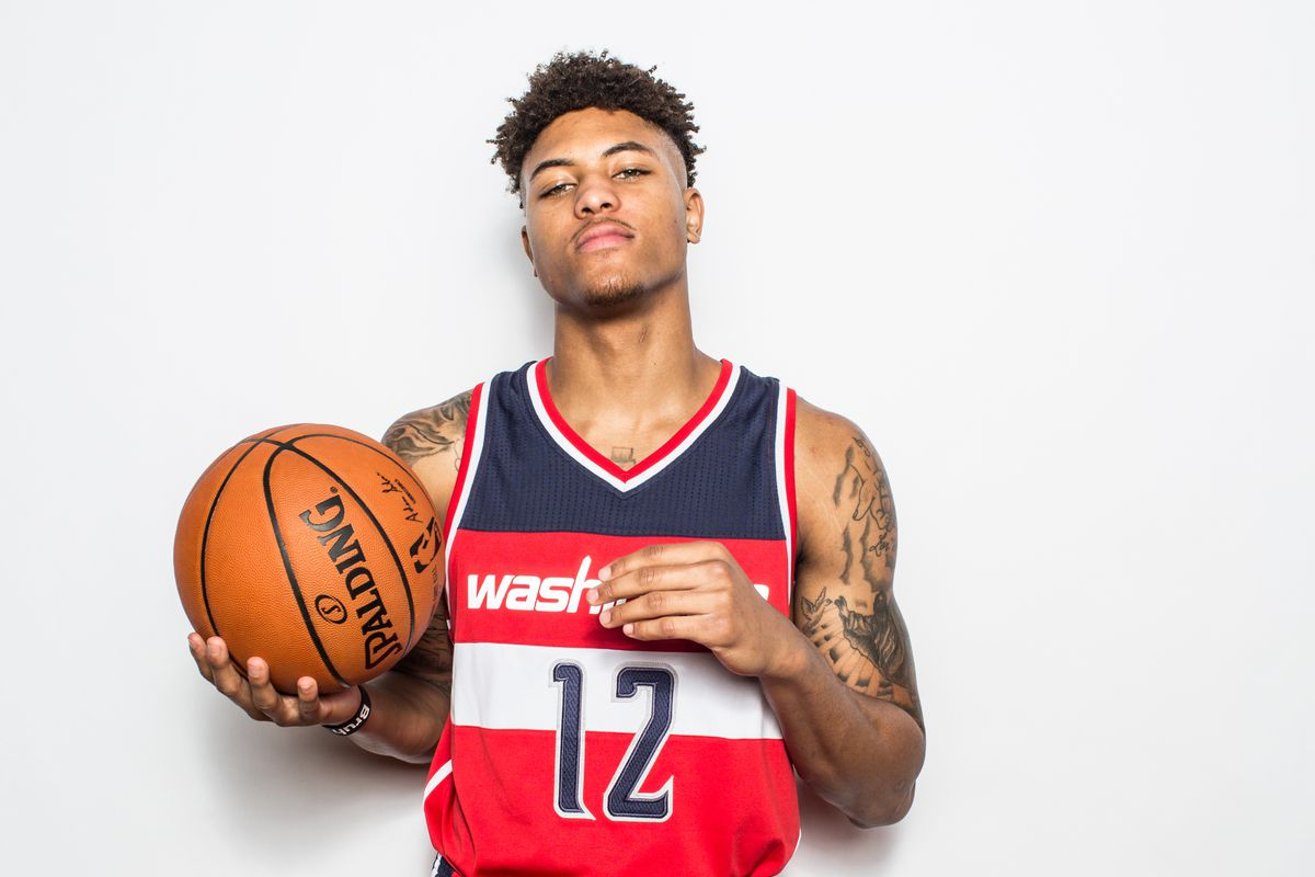 Kelly Oubre will start his first-ever NBA training camp next Tuesday.