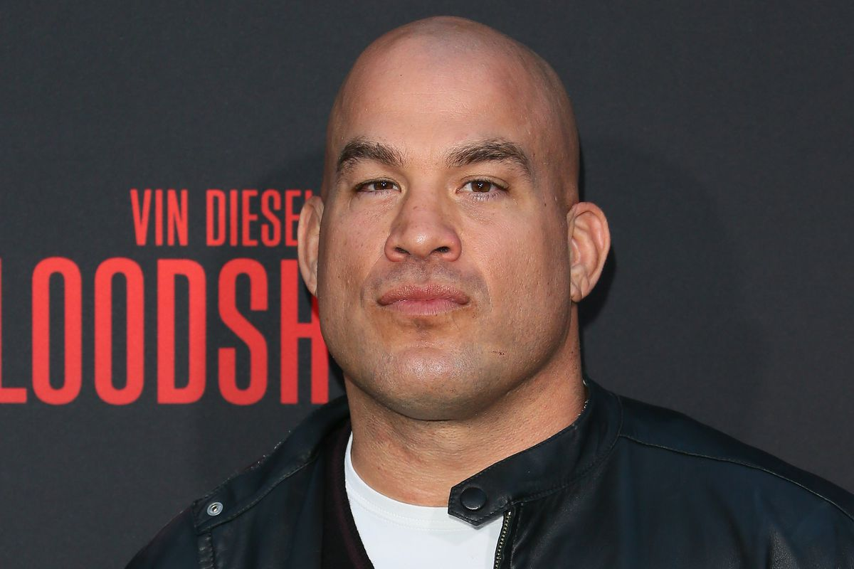"""Tito Ortiz - Premiere Of Sony Pictures' """"Bloodshot"""" - Arrivals"""