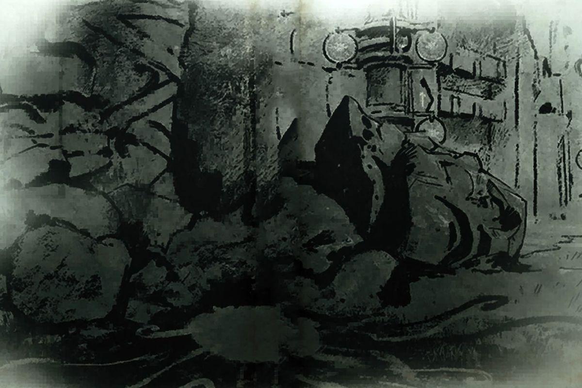Hunter's Kingdom treasure map