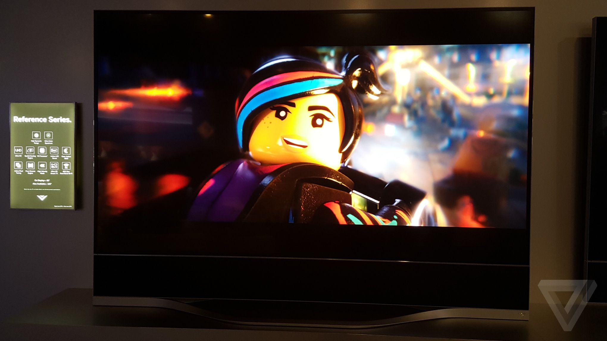 LEGO movie reference series