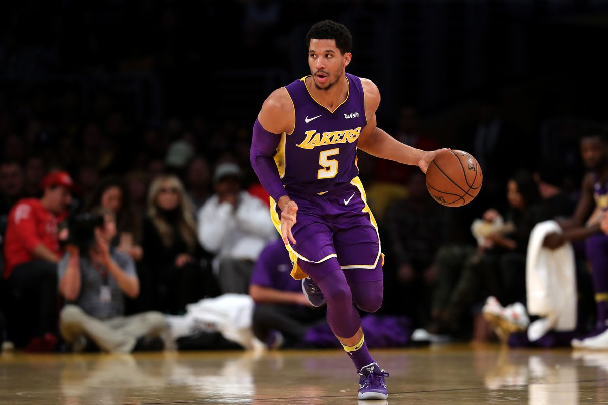 Lakers News  Josh Hart is spending hours in the gym this offseason ... b33bcb404