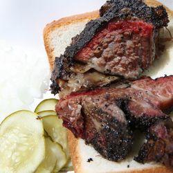 "Beef Ribs at Hometown Bar-B-Que by <a href=""https://www.flickr.com/photos/kowarski/14367893794/in/pool-eater/"">kowarski"