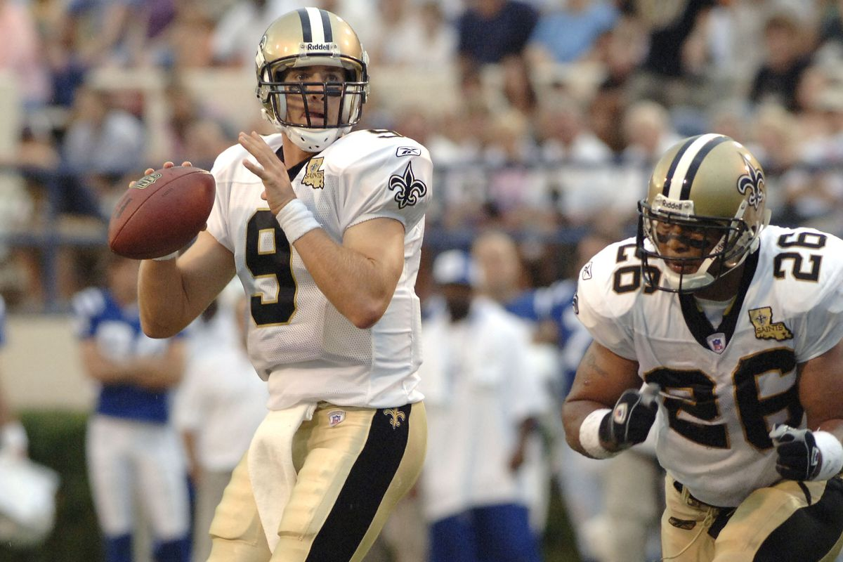 Countdown To New Orleans Saints Kickoff A History Of No 9