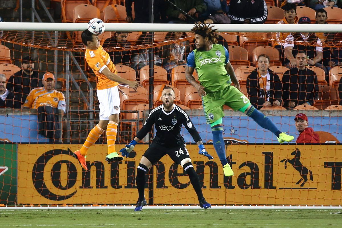 Seattle Sounders striker Will Bruin comes back to haunt Houston Dynamo