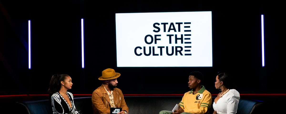 State of the Culture cast
