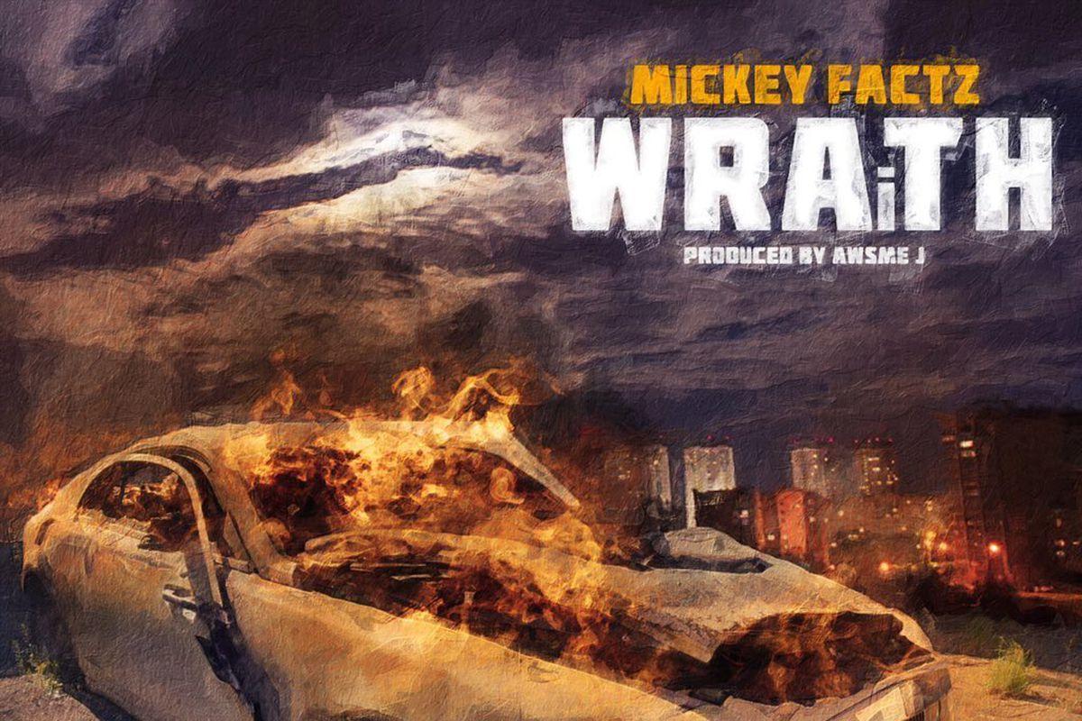 "Mickey Factz's ""Wraith"" artwork"