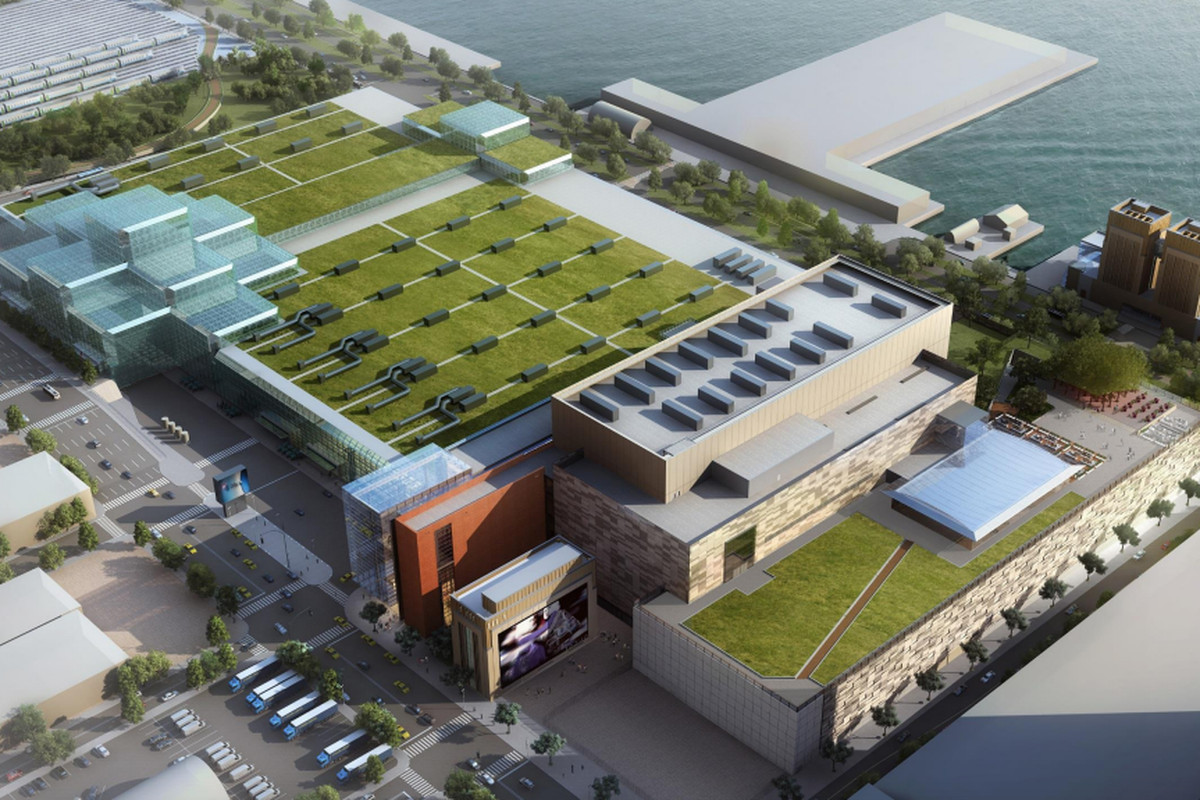 Javits Center\'s $1B expansion gets new renderings, breaks ground ...