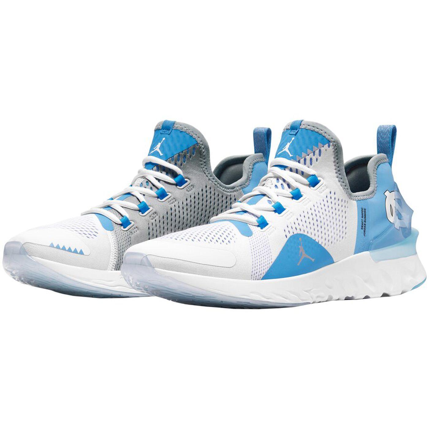 Check out the new Jordan Brand UNC Tar Heels shoe! - Tar Heel Blog