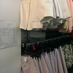 Stock pieces for women