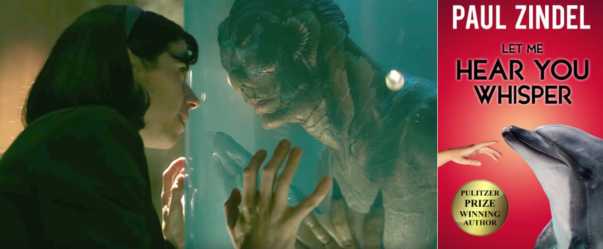 The Shape Of Water Is Being Accused Of Plagiarism The Ringer