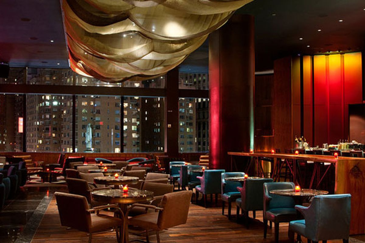Time Warner Center S Stone Rose Lounge To Change Hands In