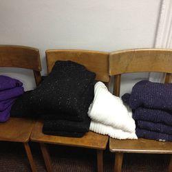 Fall 2013 sweaters