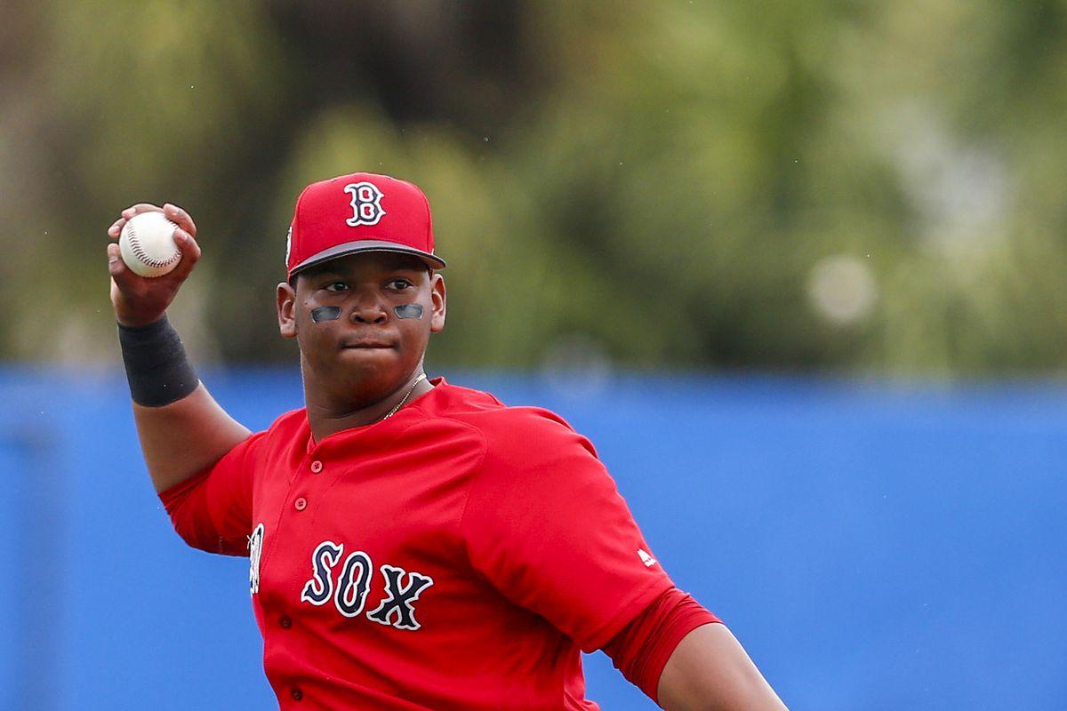 MLB: Spring Training-Boston Red Sox at Toronto Blue Jays
