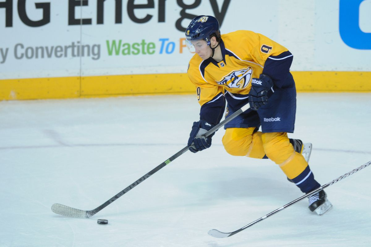 Filip Forsberg will be there... will you?