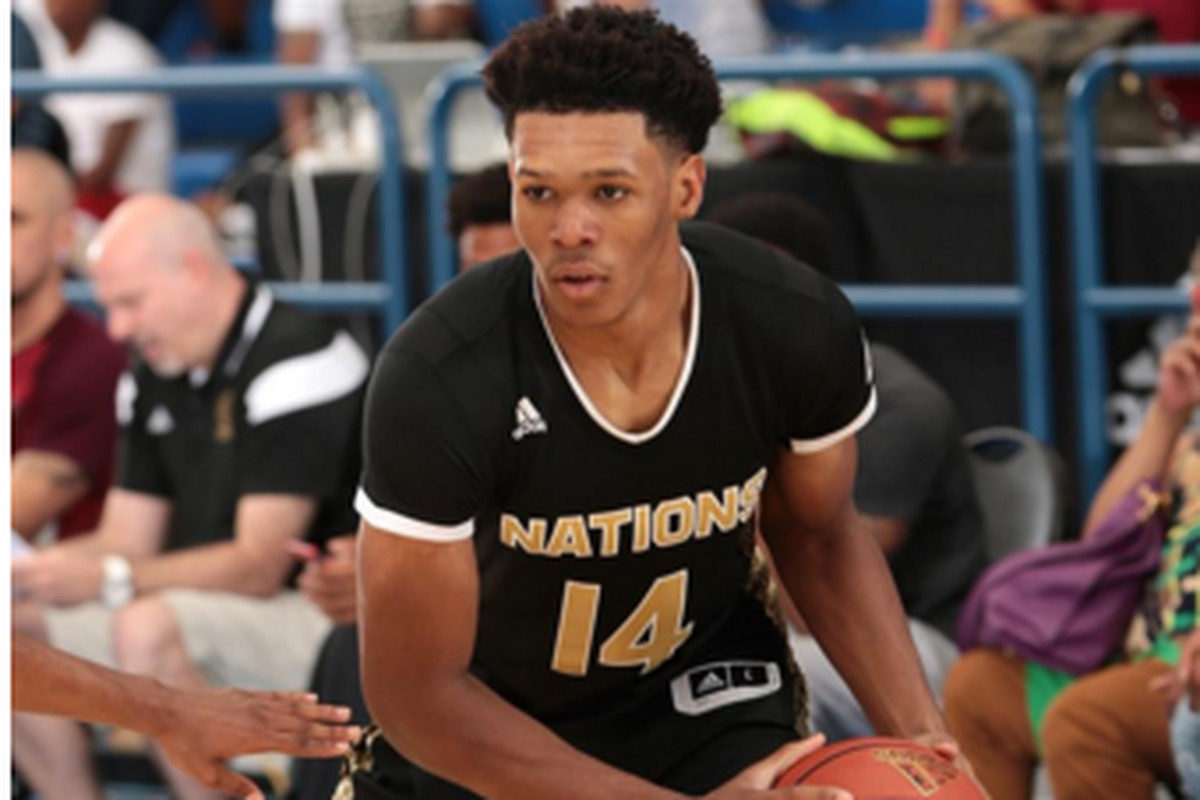 dd2d42a825f Maryland basketball is in the mix for 5-star Trevon Duval