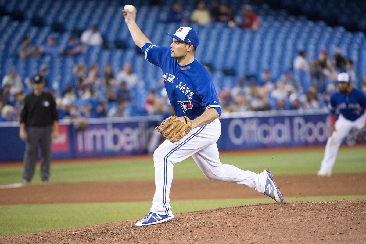 MLB: San Diego Padres at Toronto Blue Jays
