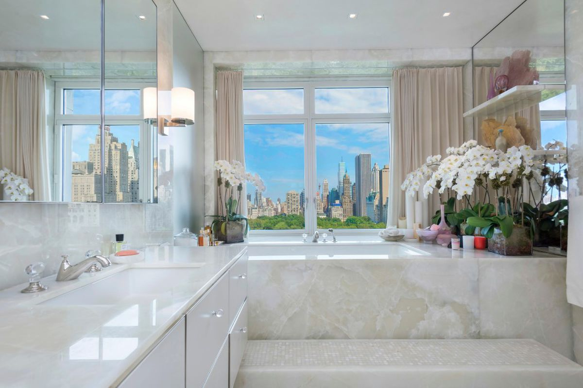 Sting's stylish 15 Central Park West duplex hits the ...