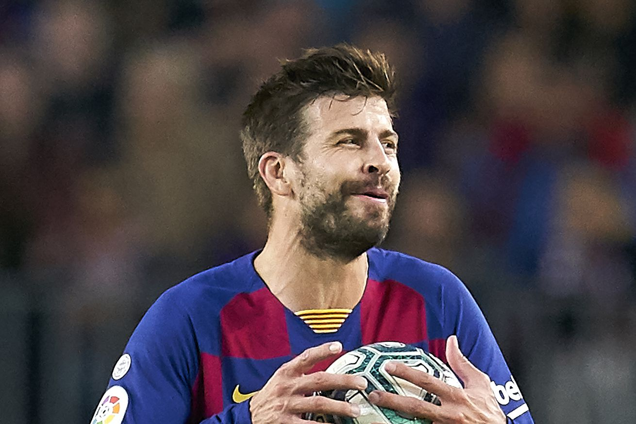 Pique: We talked about Neymar maybe joining Madrid
