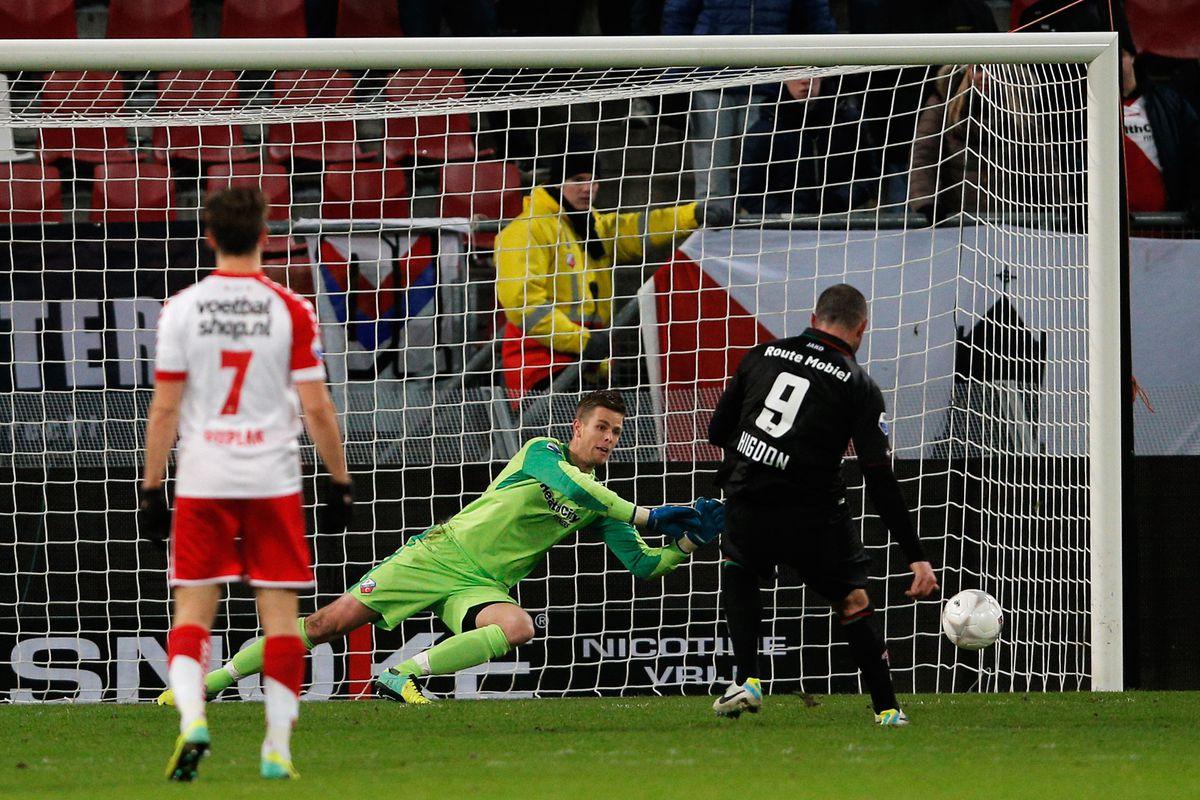 FC Utrecht v NEC Nijmegen - Dutch Eredivisie