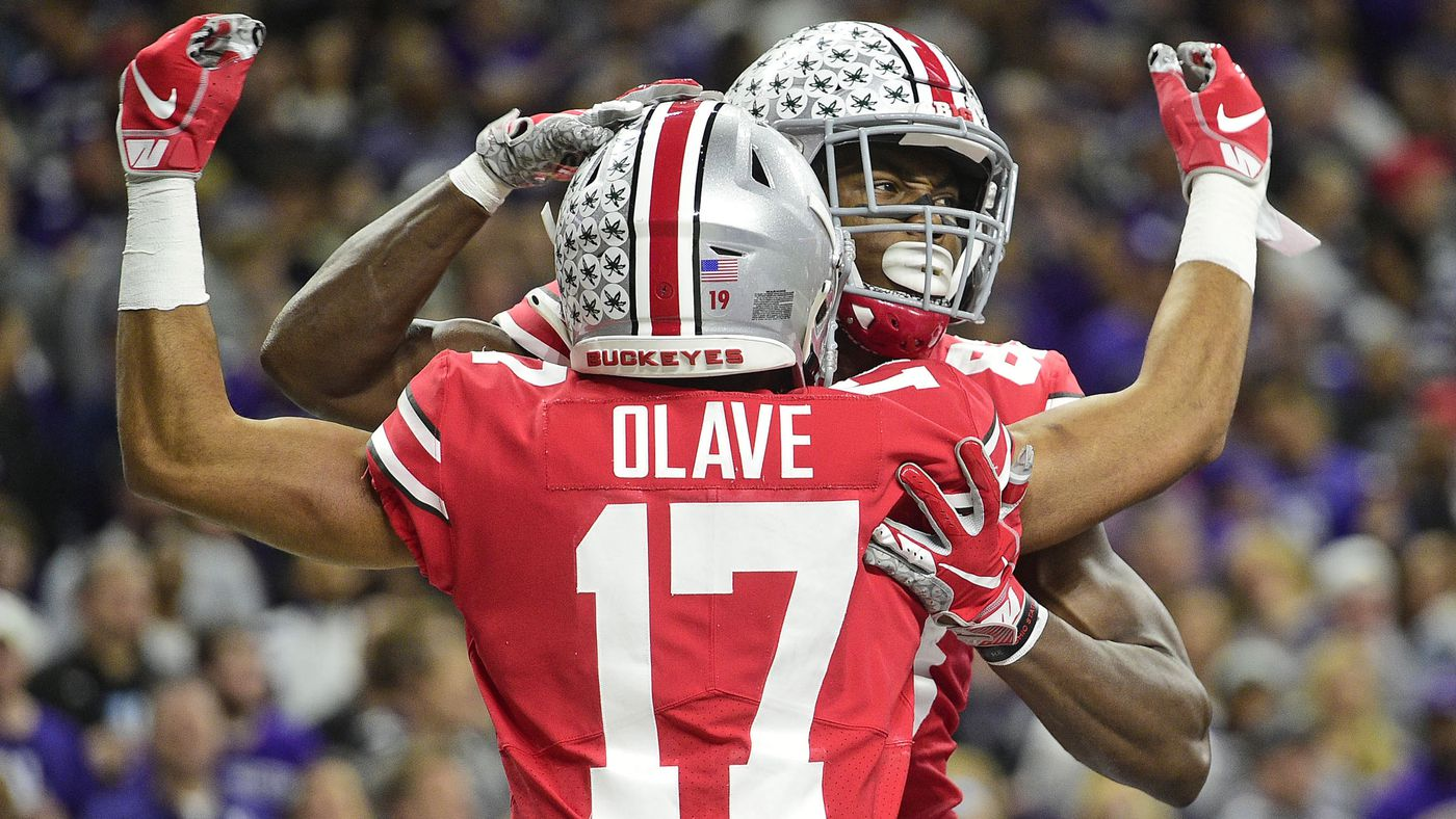 d715f9622c86 Ohio State won't be without its share of receivers next season - Land-Grant  Holy Land