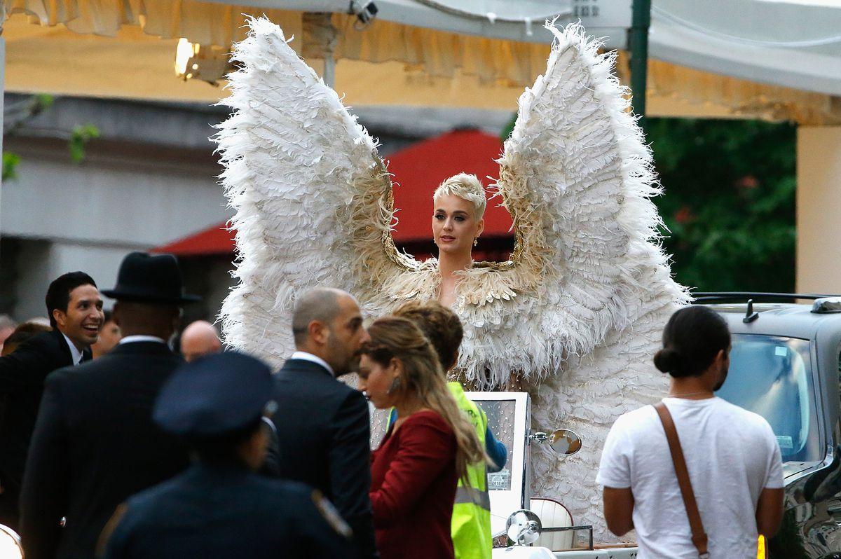 Heavenly Bodies: Fashion & The Catholic Imagination Costume Institute Gala - Outside Arrivals