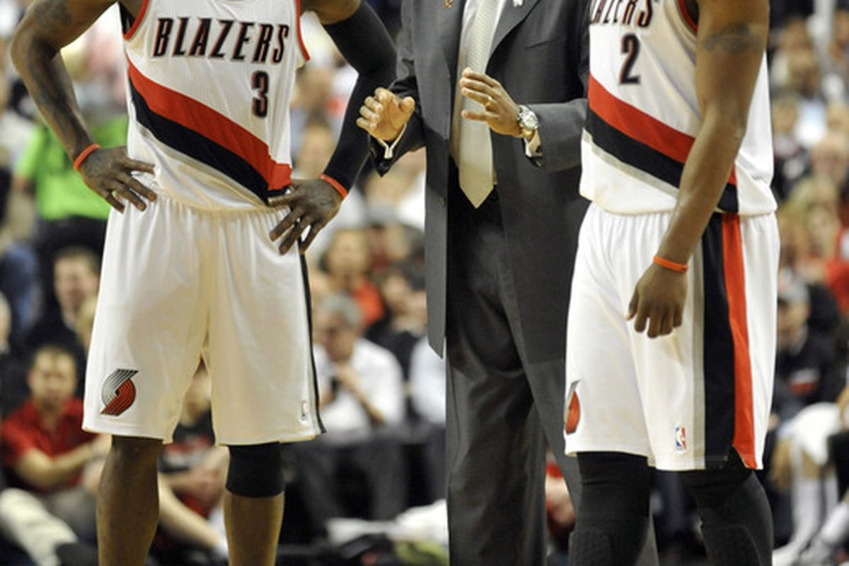 Coaching two of the brighter spots of the 2010-11 campaign.  Besides the emergence of Wesley Matthews and the acquisition of Gerald Wallace, what other memories stood out from the season and what course do the Blazers chart from here?  Read on!