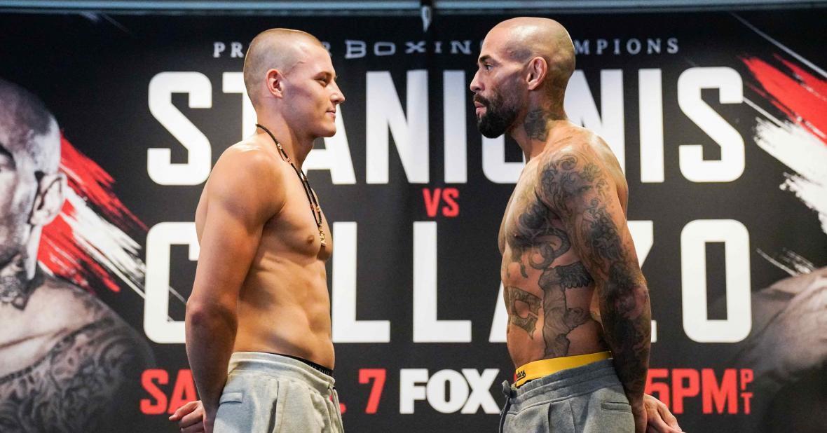Watch PBC Boxing: Stanionis vs. Collazo 8/7/21