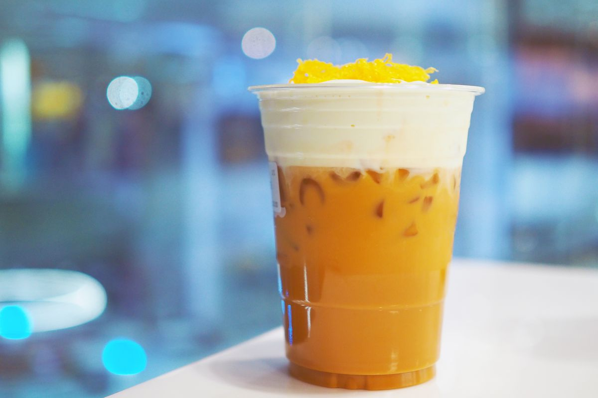 Cheese Tea Is a Food Trend In the Making - Eater
