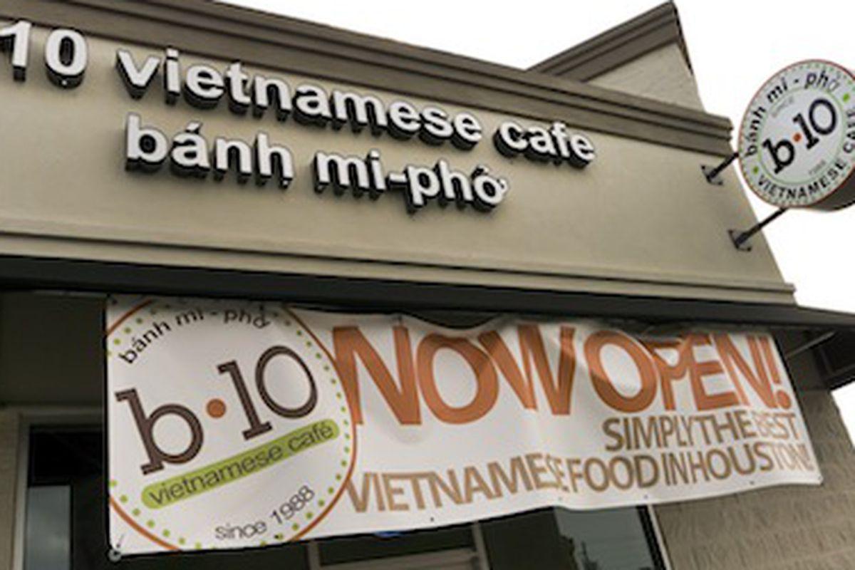 B10 Vietnamese Cafe.