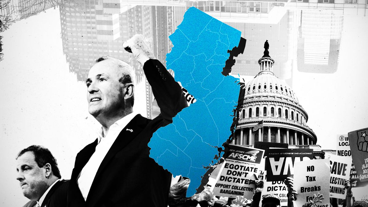 Democratic policy agenda: what New Jersey can teach other state