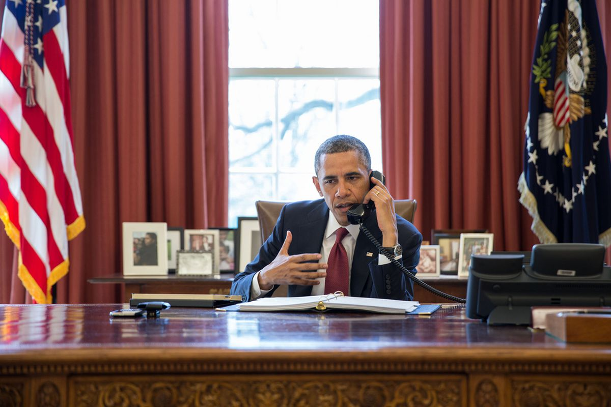 President Barack Obama (Pete Souza/White House via Flickr)