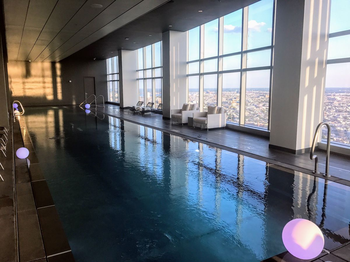 Photos Level 28 Fmc Tower S Private Lifestyle Club In