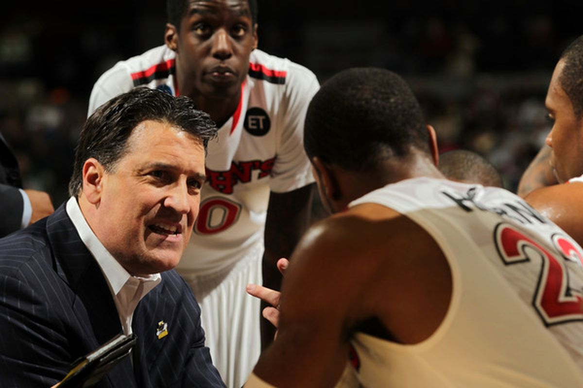 <strong>Steve Lavin </strong>needs a top assistant.  Is 76 year-old Gene Keady the right choice now?