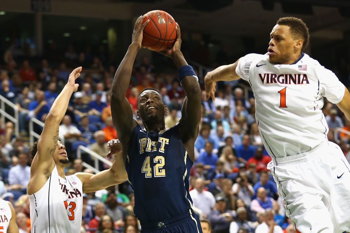 Talib Zanna came up big for Pitt in the conference tournament.