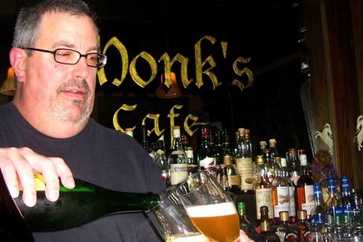 Tom Peters introduced sour beer to Philly in 1991