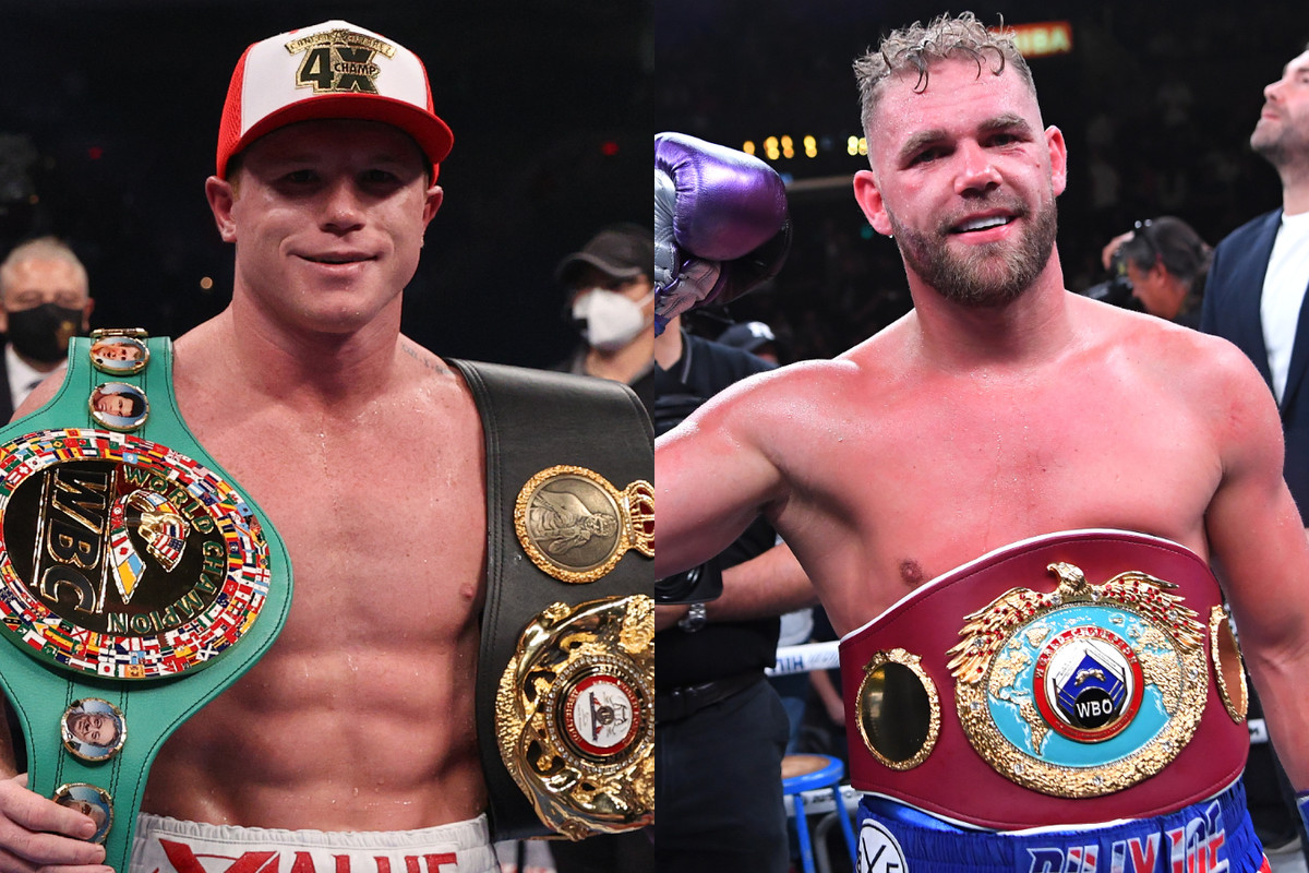 Canelo Saunders Announcement Could Come At Feb 27 Yildirim Fight Bad Left Hook