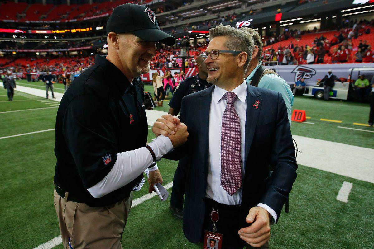 Houston Texans v Atlanta Falcons