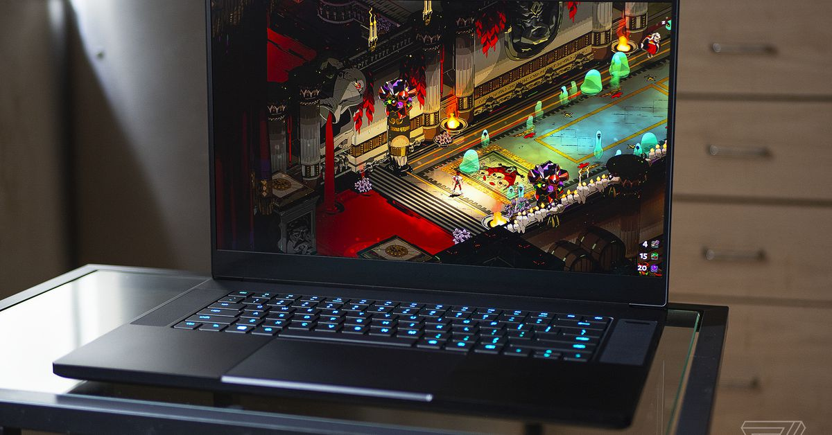 Razer's high-end Blade 15 Advanced gaming laptop is 0 off today