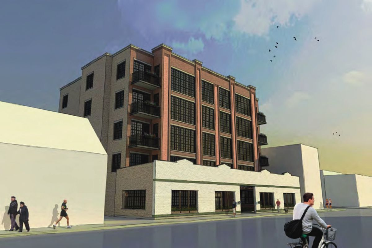 Historic ukrainian village dairy gets ready for condo for Space architects and planners