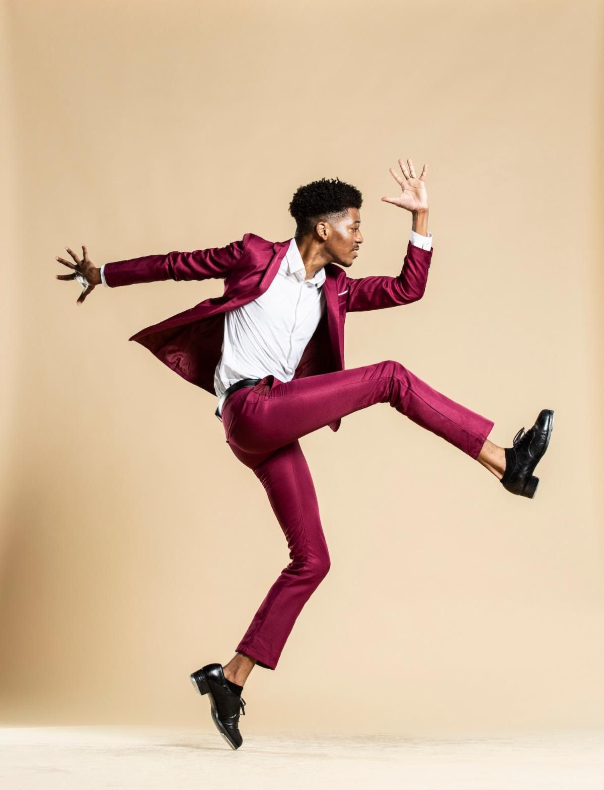 Choreographer Sterling Harris