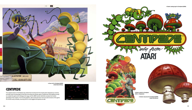 Inside The Art Of Atari Polygon