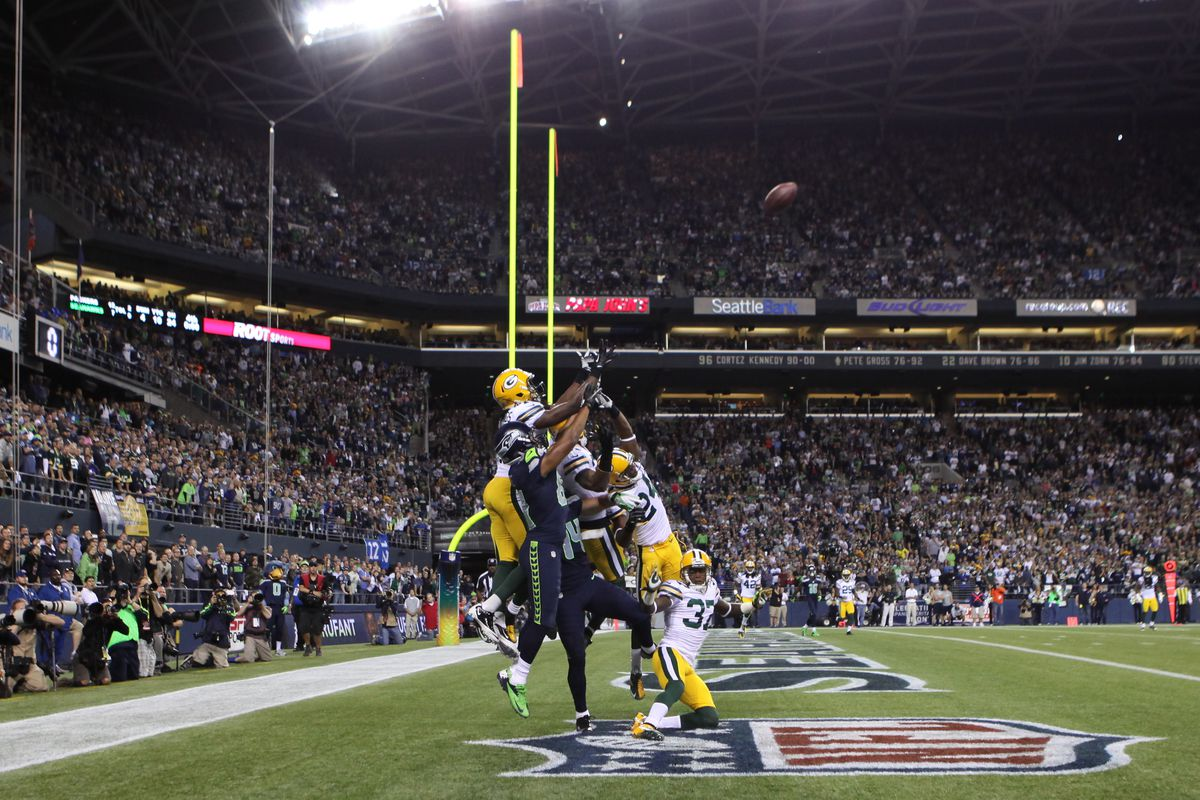 Seahawks vs. Packers: breaking down Golden Tate's Hail Mary 'catch' - SBNation.com