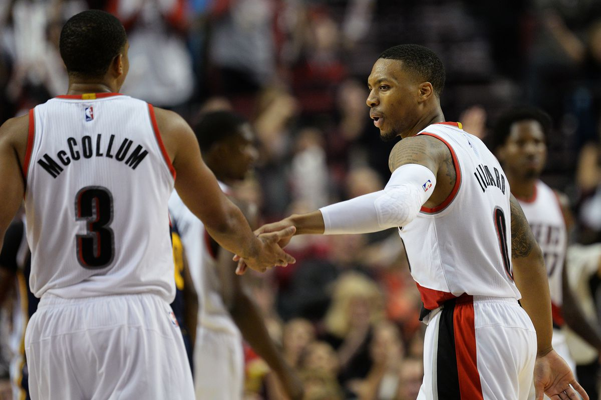 In defense of the 2016 Trail Blazers' playoff hopes - Blazer's Edge