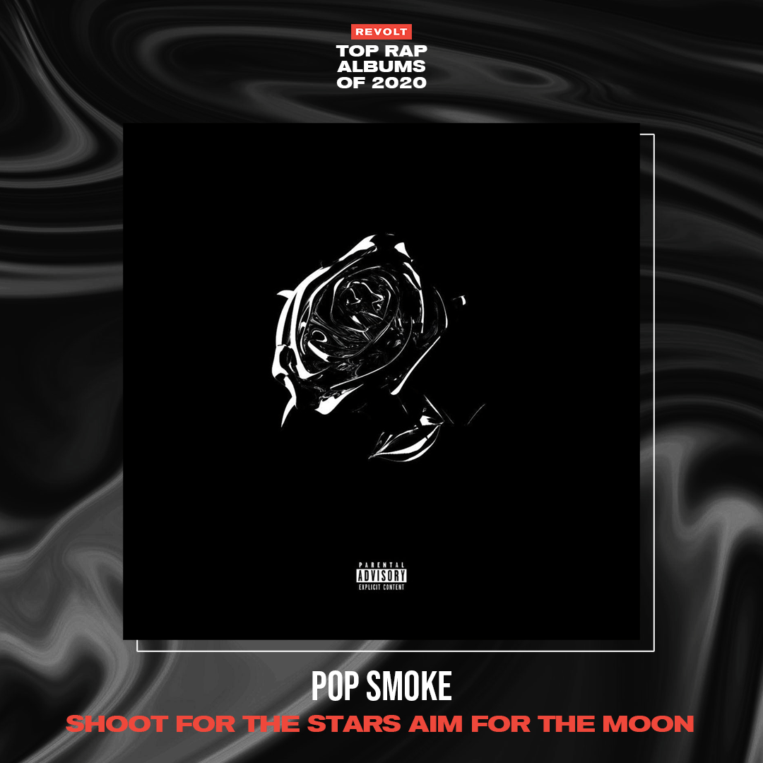 Pop Smoke — Shoot For The Stars Aim For The Moon