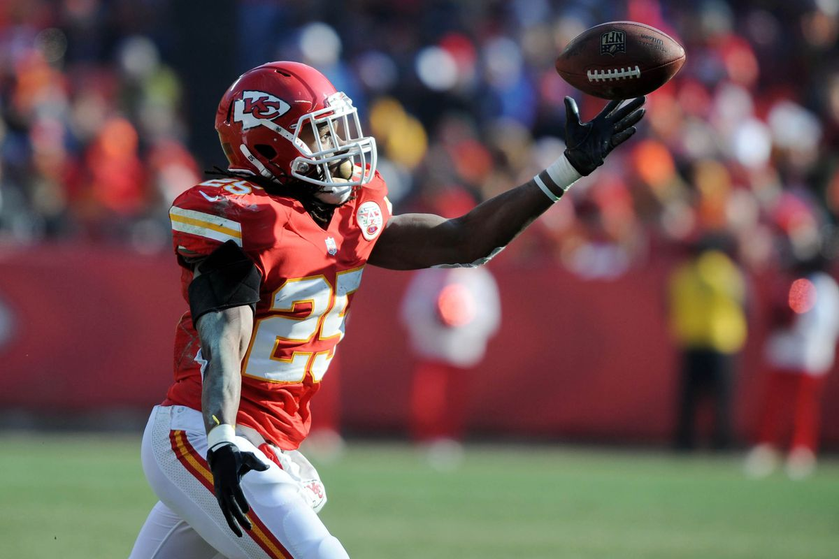 Kansas City Chiefs Rb Breakdown Jamaal Charles And Then Who