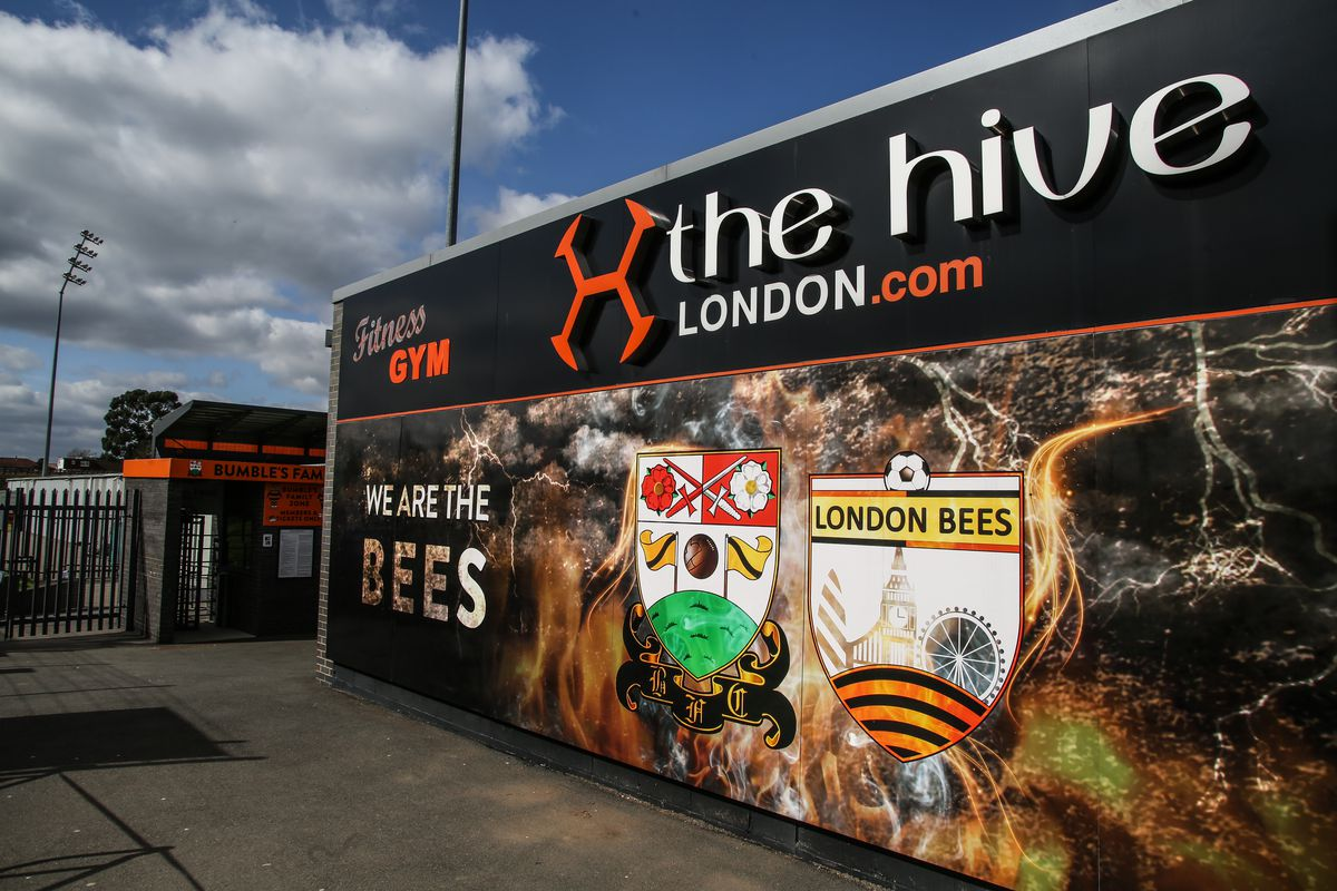 Tottenham Hotspur v Bristol City - FA Women's Super League - The Hive Stadium