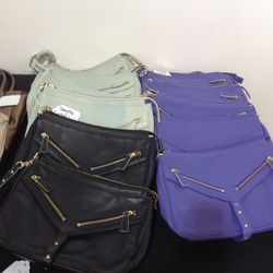 Sample clutches for $75