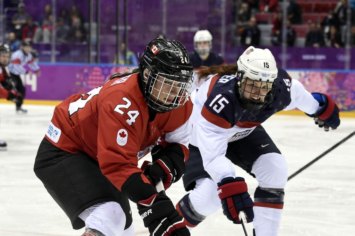 Frmer Gopher Anne Schleper along with three current Gophers will play for Team USA